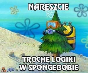 Coś realistycznego w Spongebobie