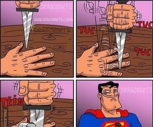 Zabawa z nożem