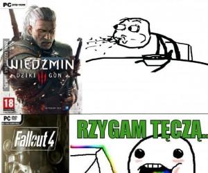 Reakcje na trailery gier 2015