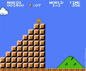 Mario ma dziś pecha...