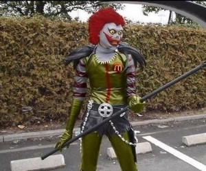 McDonald?