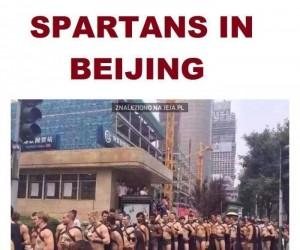 Gdy Spartanie odwiedzili Chiny...
