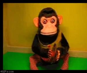 Małpka z piekła rodem