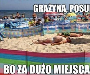 Niedługo na polskich plażach