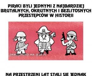 Piraci w dzisiejszych czasach