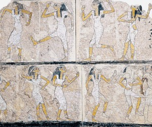Inba ciągle trwa, gdy faraon tańczy!