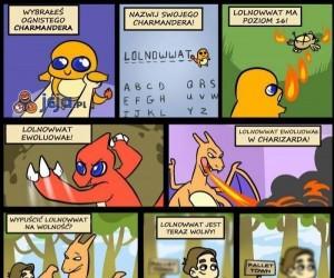 Trolling w Pokemonach