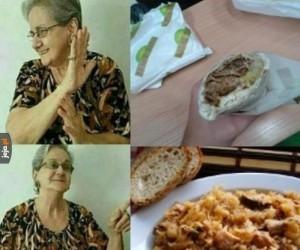 Tylko bigos z chlebkiem