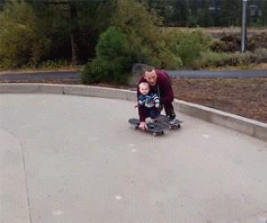 Jaki tatuś taki synek