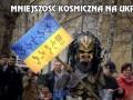 Mniejszość kosmiczna na Ukrainie
