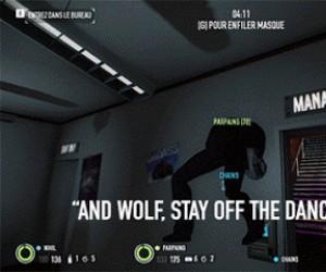 Wolf, zostań!