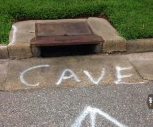 Zapraszamy do jaskini
