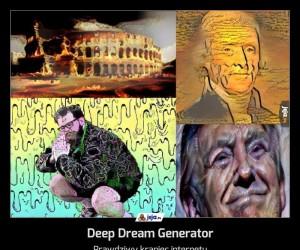 Deep Dream Generator