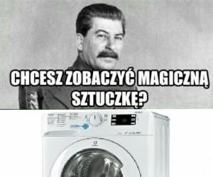 Wszystko może być czołgiem, jeśli wyrzekniesz się prania