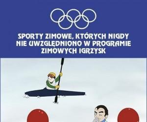 Zapomniane zimowe sporty