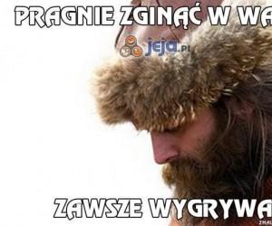 Pechowy wiking