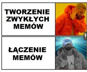 Łączenie memów