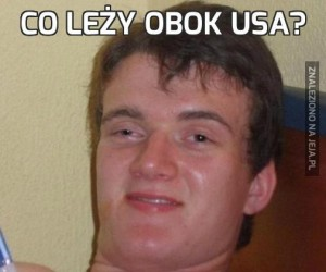 Co leży obok USA?