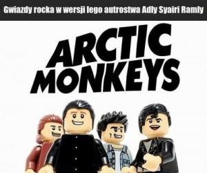 Lego zespoły