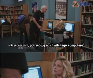 Komputerowy dziadek