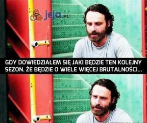 Och, Rick taki męski...