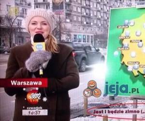 Nawet w TVN nie mogli się powstrzymać...