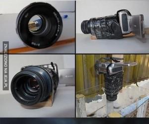 Co potrafi aparat zrobiony własnoręcznie