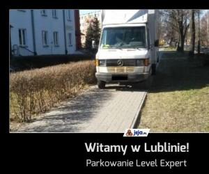 Witamy w Lublinie!