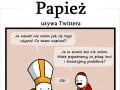 Papież na Twitterze