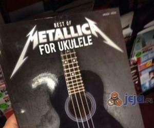 Metallica na ukulele