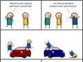 Cyanide & Happiness - Parkourowanie samochodów