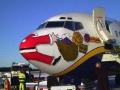 Samolot z Mikołajem