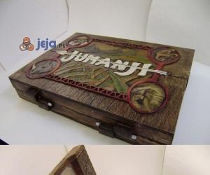 Jakiś szczęśliwiec ma swój własny egzemplarz Jumanji