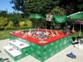 Basen z Heinekena