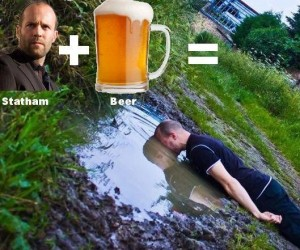 Czo ten Statham?
