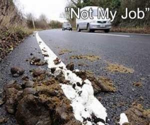 Nie moja praca