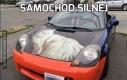 Samochód silnej