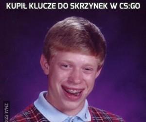 Kupił klucze do skrzynek w CS:GO