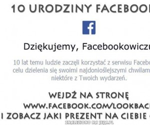 10 urodziny Facebooka