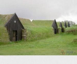 Tradycyjne irlandzkie domy