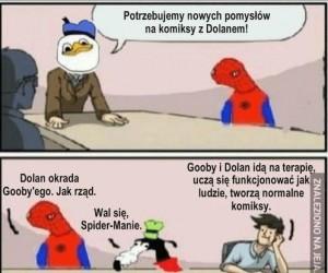 Cała prawda o komiksach z Dolanem