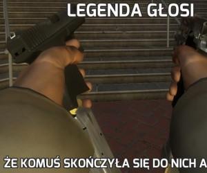 Legenda głosi