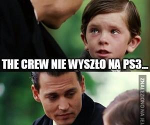 The Crew nie wyszło na PS3
