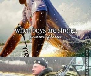 Ivan is strong!