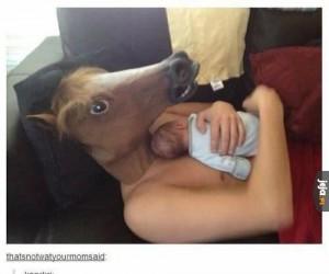 Końskie wychowanie