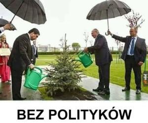 Kochani politycy