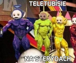 Teletubisie