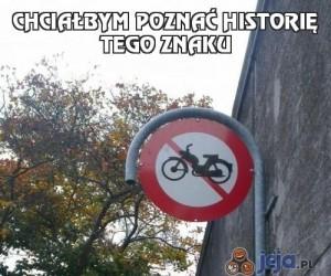 Chciałbym poznać historię tego znaku