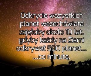 Ogrom kosmosu