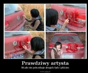 Prawdziwy artysta